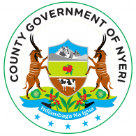 Logo of Nyeri County Logo