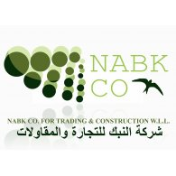 Logo of NABK Co for Trading & Construction WLL - Professional Construction Company for Stone Works