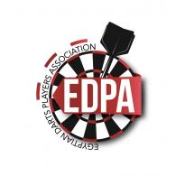Logo of EDPA - Egyptian Dart Players Association
