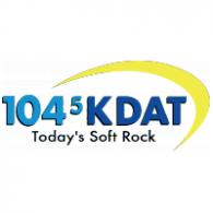 Logo of 104.5 KDAT Soft Rock