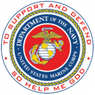 Logo of Department of the Navy - United States Marine Corps