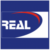 Logo of Real Transporte e Turismo Fundo Azul