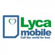 Logo of Lyca Mobile