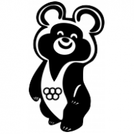 Logo of Misha Olympic Bear
