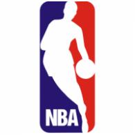 Logo of NBA - National Basketball Association