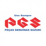 Logo of Peças Genuínas Suzuki