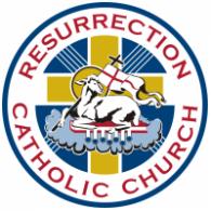 Logo of Resurrection Catholic Church