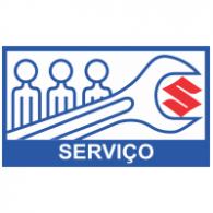 Logo of Serviço Suzuki