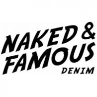 Logo of Naked & Famous Denim