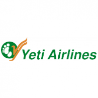 Logo of Yeti Airlines