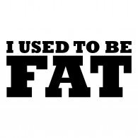 Logo of I Used To Be Fat