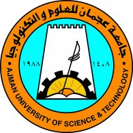 Logo of Ajman University