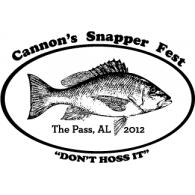 Logo of Cannon Snapper Fest