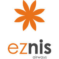 Logo of Eznis Airways
