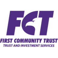 Logo of First Community Trust