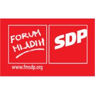 Logo of Forum mladih SDP