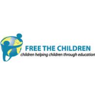 Logo of Free The Children