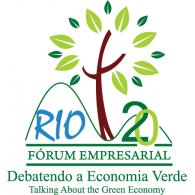 Logo of Fórum Empresarial Rio+20