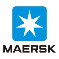 Logo of Maersk