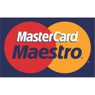 Logo of Mastercard Maestro