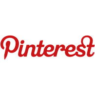 Logo of Pinterest logo