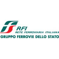 Logo of RFI Trenitalia