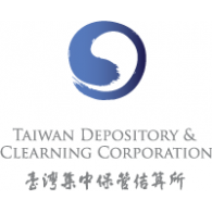 Logo of Taiwan Depository & Clearing Corp.