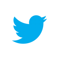 Logo of Twitter 2012 Positive