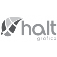 Logo of Halt Gráfica