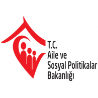Logo of TC Aile Sosyal Politikalar Bakanligi