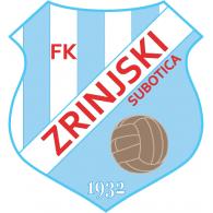 Logo of FK Zrinjski 1923 Subotica