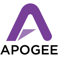 Logo of Apogee Electronics