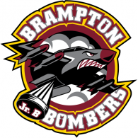 Logo of Brampton Bombers