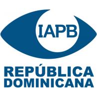 Logo of IAPB Dominicana