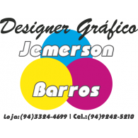 Logo of Jemerson Barros Designer Gráfico
