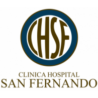 Logo of Clinica Hospital San Fernando