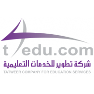 Logo of Tatweer for Edu
