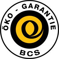 Logo of BCS Öko-Garantie