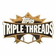 Logo of Topps Triple Threads