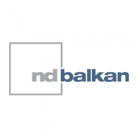 Logo of ND Balkan