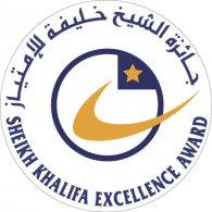 Logo of Sheikh Khalifa Excellence Award