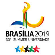 Logo of Summer Universiade Brasilia 2019