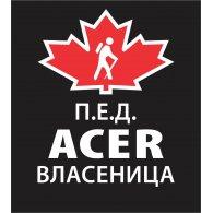 Logo of Planinarsko drustvo Acer