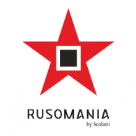 Logo of Rusomania Eyewear by Scolani