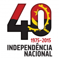 Logo of Angola 40 anos