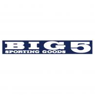 Logo of Big 5 Sporting Goods