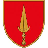 Logo of Brasao Regimento de Comandos Pt