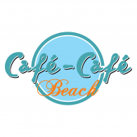 Logo of Cafe Beach