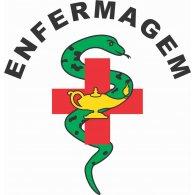 Logo of  Enfermagem_Simbolo Pronta Para Silk