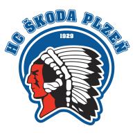 Logo of HC Škoda Plzeň